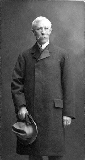 Frederick A. Raynolds, ca. 1904; Copyright Royal Gorge Regional Museum & History Center